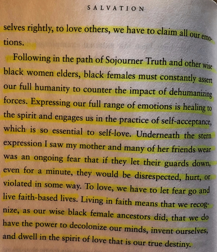 Excerpt from Salvation: Black People and Love